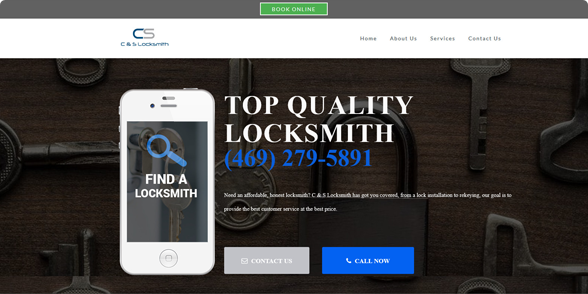 C & S Locksmith